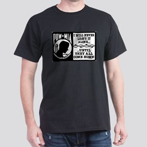 POW-MIA Never Leave It Alone T-Shirt
